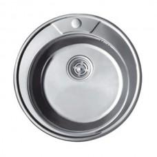 Кухонная мойка Haiba 490 SATIN
