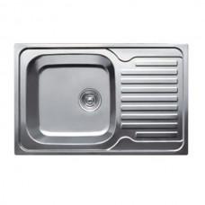Кухонная мойка Haiba 78x50 SATIN