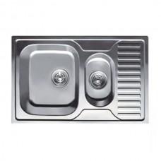Кухонная мойка Haiba 78x50 ARMONIA Polish