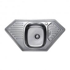 Кухонная мойка Haiba 95x50 Decor