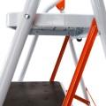 Стремянка стальная Laddermaster Intercrus S1B2. 2 ступеньки