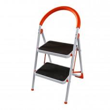 Стремянка стальная Laddermaster Intercrus S1A2. 2 ступеньки