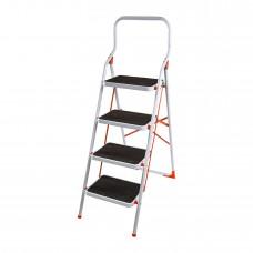 Стремянка стальная Laddermaster Intercrus S1B4. 4 ступеньки