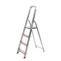 Стремянка алюминиевая Laddermaster Vega A1B4. 4 ступеньки