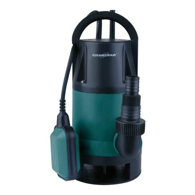 Дренажный насос для гряз. воды с поплавковым выключателем Grandfar GP750F