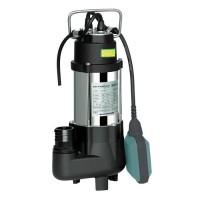 Фекально-дренажный в корпусе для грязной воды с поплавковым выключатилем Grandfar GV250F