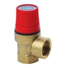Запобіжний клапан 6BAR KOER KR.1260 (KR2681)