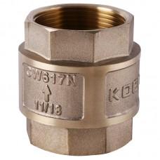 """Клапан зворотний NEW 1-1/2"""" (KOER KR.172) (KR2803)"""