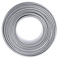 Труба для теплої підлоги з кисневим бар'єром KOER PEX-A EVOH 16*2,0 (SILVER) (240 м) (KR2858)