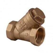 """Фільтр грубої очистки 3/4"""" латунь з вушком СК (WP0106)"""