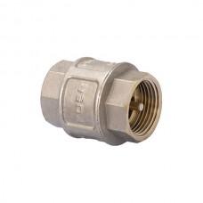 """Клапан зворотний KOER (нікельовані) 3/4"""" (KOER KR.172.N) (KR2779)"""