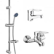 Комплект змішувачів для ванної CRON HANSBERG SET-1 (CR0842)