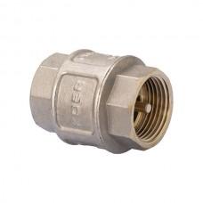 """Клапан зворотний KOER (нікельовані) 1"""" (KOER KR.172.N) (KR2769)"""