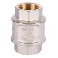 """Клапан зворотний (нікельовані) 1/2"""" (KR.172.N) (KR2780)"""