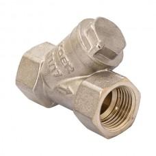 """Фільтр грубої очистки 1"""" (нікельовані) KOER KR.F01.N (KR2778)"""