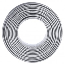 Труба для теплої підлоги з кисневим бар'єром KOER PEX-A EVOH 16*2,0 (SILVER) (600 м) (KR2854)