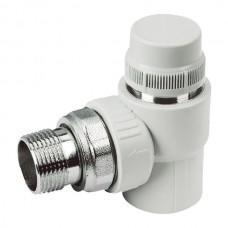 Термостатичний Кран кутовий PPR 20x1/2 KOER K0149.PRO (KP0189)