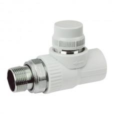 Кран термостатичний прямий PPR 25x3/4 KOER K0152.PRO (KP0193)