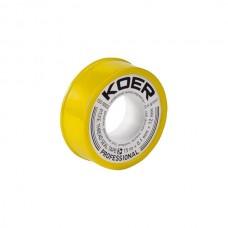 ФУМ стрічка для газу KOER ST-02 15M*0.1 mm*12mm (KR0120)