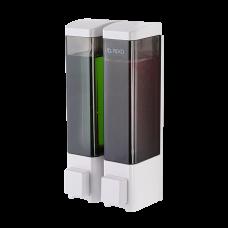 Дозатор жидкого мыла универсальный Rixo Lungo SW011W