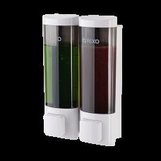 Дозатор жидкого мыла универсальный Rixo Lungo SW013W