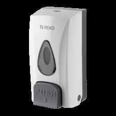 Дозатор жидкого мыла универсальный Rixo Maggio S178W