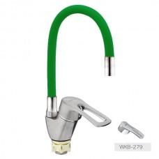Смеситель для кухни Zerix YUB 279 Green Reflector